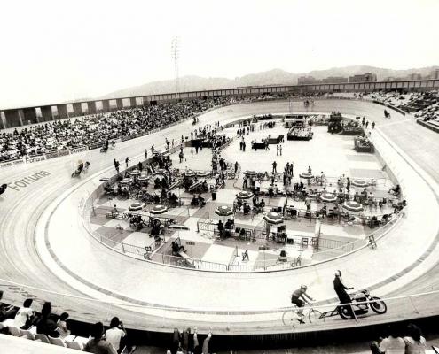 Velódromo Barcelona 1984