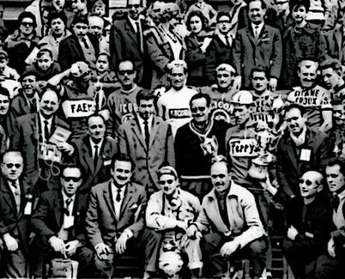 Luis Puig - Historia de un Presidente de la UCI