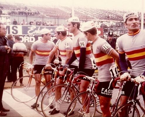 Luis Puig seleccionador equipo español de ciclismo